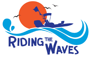 Riding The Waves, Logo